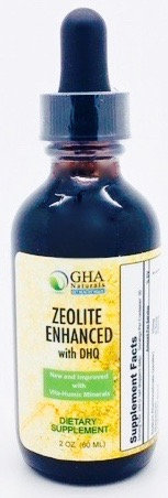 Zeolite Enhanced with DHQ